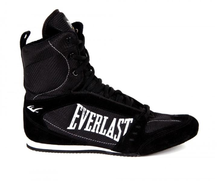 Боксерки Everlast High-Top Competition высокие