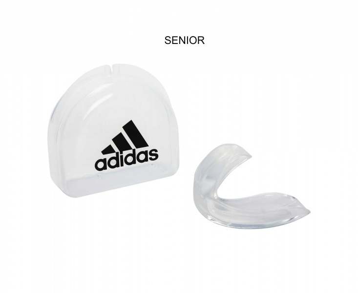 Adidas Капа одночелюстная Single Mouth Guard Thermo Flexible Senior