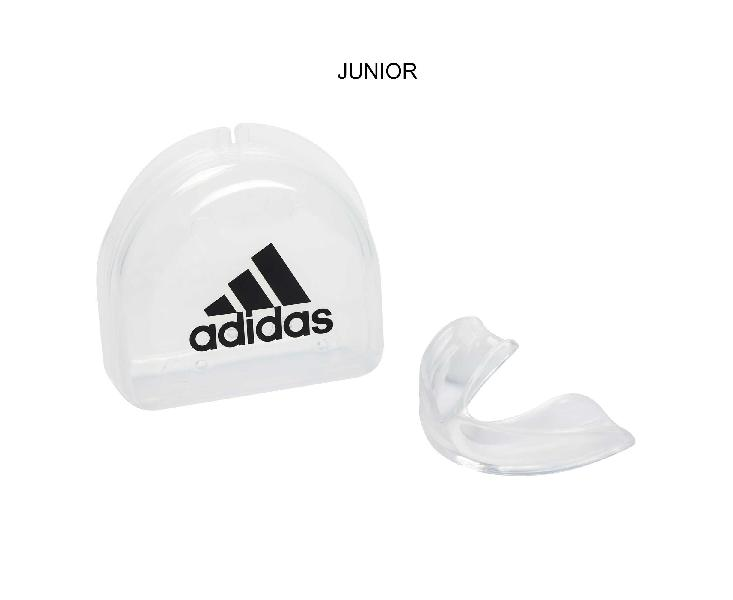 Adidas Капа одночелюстная Single Mouth Guard Thermo Flexible Junior