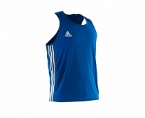 Adidas Майка Боксерская Boxing Top Punch Line