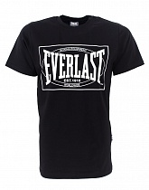 Everlast Футболка Choice of Champions/Черный/Хлопок